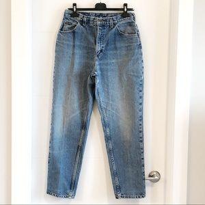 Vintage Riders by Lee mom jeans